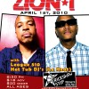 Tonight Zion I, Tomorrow Zion I – 5 FREE Tracks