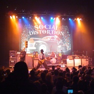 PICTURE THIS: Social Distortion, Chuck Ragan @ Warfield 2/3/11