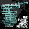 PREVIEW: 4th Annual Sunset Strip Music Festival