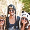What's with the Animal Hats People of Outside Lands?
