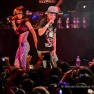 LIVE REVIEW: Kreayshawn @ Slim's 8/25