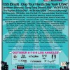 FREE TICKETS: Culture Collide Festival, Los Angeles 10/6/2011 – 10/9/2011