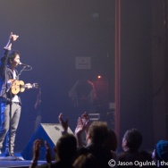 PICTURE THIS: Jake Shimabukuro + Leftover Cuties @ The Warfield, SF 12/3/11