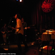 LIVE REVIEW: Cass McCombs @ One Eyed Jacks, New Orleans 1/16/12