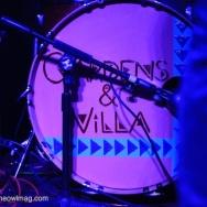 LIVE REVIEW: Gardens & Villa, New Mexico @ Casbah, SD 02/17/12