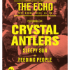 PREVIEW: Crystal Antlers @ The Echo, LA 3/8/12