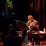 LIVE REVIEW: James Blood Ulmer @ Yerba Buena Center, SF 3/11/12