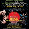 FROM THE NEWS NEST: Little Kids Rock Benefit @ George&#8217;s Nightclub in San Rafael, CA on May 6th