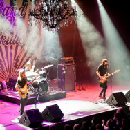 PICTURE THIS: Band of Skulls @ Fillmore, SF 4/12/12