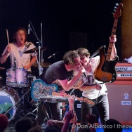 LIVE REVIEW: The Wombats @ Great American Music Hall, SF 5/7/12