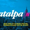 PREVIEW: Catalpa Festival @ Randall&#8217;s Island, NY 7/28-29