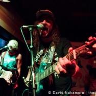 LIVE REVIEW: King Tuff + Jaill @ Soda Bar, SD 7/28/12