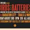 THE OWL MAG PRESENTS: Birds & Batteries @ Rickshaw Stop, SF 8/3/12