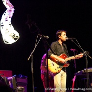 PICTURE THIS: Andrew Bird @ The Greek Theatre, LA 8/12/12