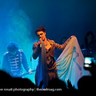 LIVE REVIEW: Amanda Palmer and the Grand Theft Orchestra @ Fillmore, SF 9/26/12