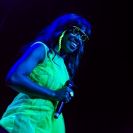 PICTURE THIS: Santigold @ Fox Theater, Oakland 12/12/12