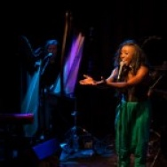 PICTURE THIS: Laura Mvula @ The Independent, SF 4/15/14