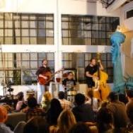 LIVE REVIEW: Ensemble Mik Nawooj + Kendra McKinley + Owl Paws + The Oakland Mind @ Sofar Sounds Secret Show, SF 5/19/14