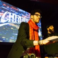 PICTURE THIS: Chromeo + Holy Ghost! DJ Paypal Afterhours @ The Village, SF 8/8/14