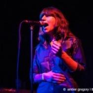 LIVE REVIEW: Eleanor Friedberger + Doe Eye @ Brick & Mortar, San Francisco  2/26/15
