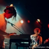 PICTURE THIS: Blonde Redhead + Day Wave @ The Independent, San Francisco 9/21/15