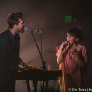 PICTURE THIS: Oh Wonder @ The El Rey Theatre, LA 1/13/16