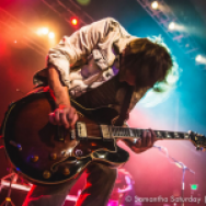 PICTURE THIS: Silversun Pickups + Foals + Deap Vally @ Fox Theater, Pomona 4/14/16