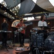 PICTURE THIS: Whitney + Dick Stusso @ Lagunitas Brewery, Petaluma 7/25/17