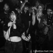 PICTURE THIS: King Woman + Mane + Plush @ Great American Music Hall, San Francisco 8/5/2017