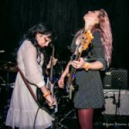 PICTURE THIS: Death Valley Girls + Sabertooth Rockers + Gymshorts @ Rickshaw Stop, SF 11/20/18