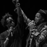 PICTURE THIS: Saul Williams + Lonnie Holley @ Brava Theater, SF 3/1/19