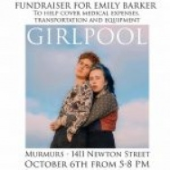 Girlpool To Play LA Benefit