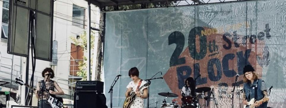 Noisepop Announces 20th St Block Party Lineup