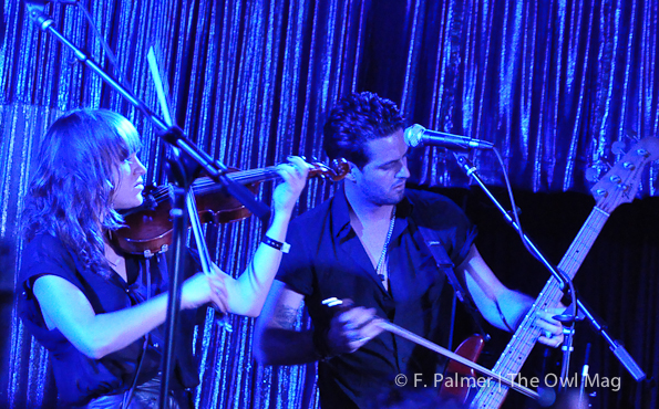 Anna Bulbrook & Noah Harmon | The Airborne Toxic Event