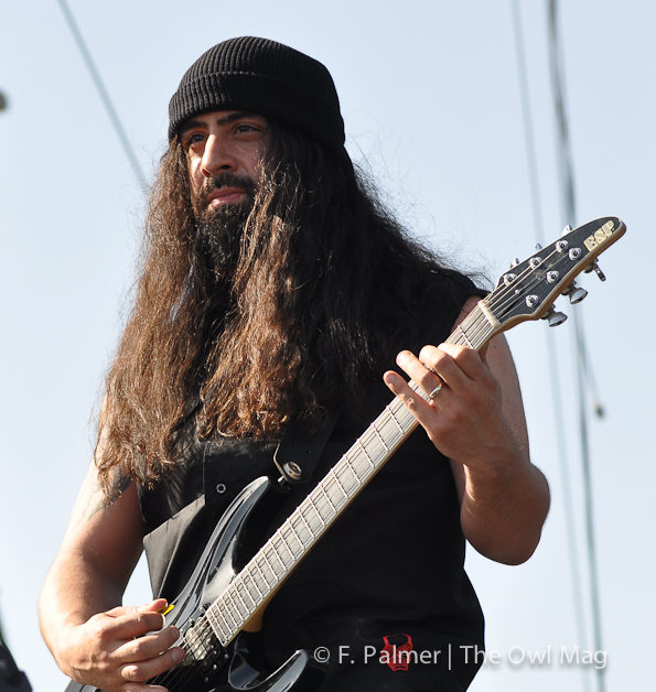 Rob Caggiano | Anthrax