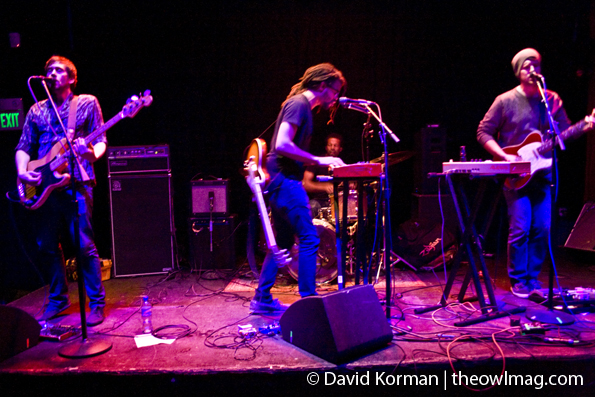 @ Rickshaw Stop, San Francisco, August 2, 2011