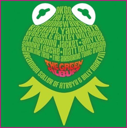 Muppets-The-Green-Album