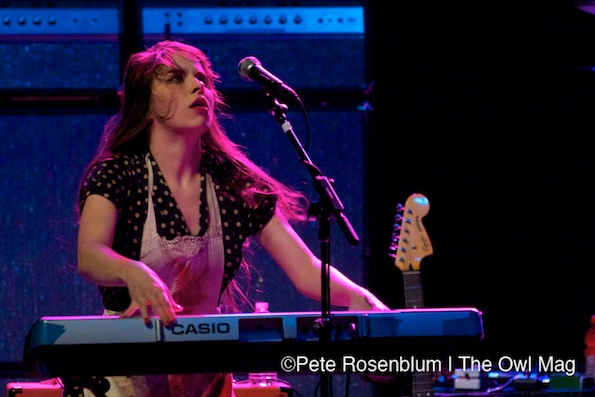 Le Butcherettes_The Warfield_12_6_2011_4