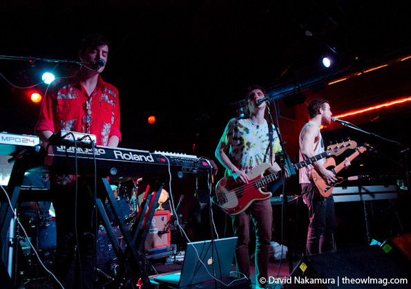 LIVE REVIEW: The Asteroids Galaxy Tour @ Belly Up, San ...
