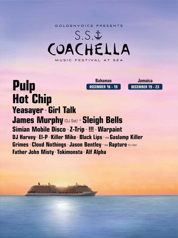 SS coachella poster