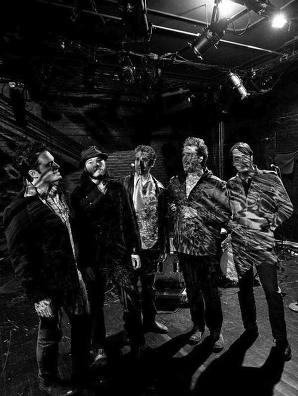 Caveman-band