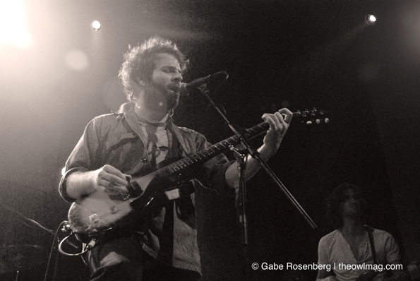 Live Review Dawes Shovels And Rope Mr Smalls Theatre