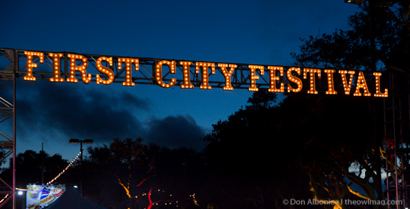 First City Festival, Monterey
