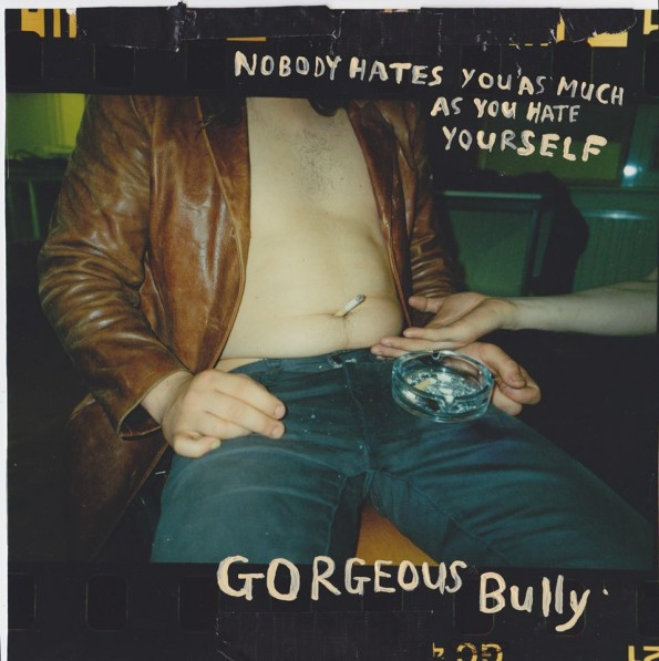 gorgeous bully EP cover