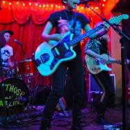 LIVE REVIEW: Those Darlins @ Alex's Bar, Long Beach 4/17