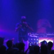 LIVE REVIEW: Theophilus London @ Rickshaw Stop, 10/20/11