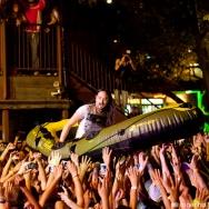 PICTURE THIS: Steve Aoki @ Stubb's BBQ, Austin 11/19/11