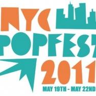 PLAYLIST: NYC Popfest 2011