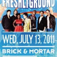 PREVIEW: Freshlyground at Brick and Mortar Music Hall, San Francisco