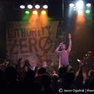 PICTURE THIS: Authority Zero, Voodoo Glow Skulls, Skyfox @ Slim's, SF 1/20/12